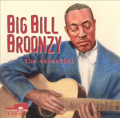 big bill broonzy - from the mississippi delta to chicago
