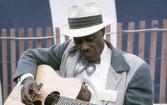 son house - delta blues bottleneck guitar