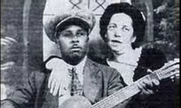 Blind Willie McTell - Statesboro Blues - with wife